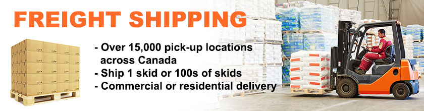 We ship everywhere!