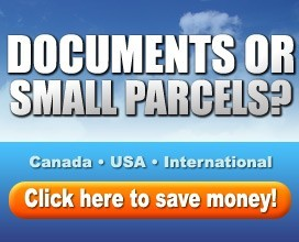 Documents or small parcels?